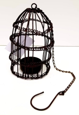 Mini Birdcage Tea light Holder